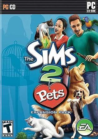 Los Sims 2 Mascotas Pc Dvd España: Amazon.es: Videojuegos