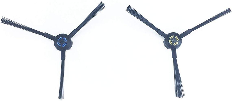 Para Ilife A9 A7 V8S Juego de cepillo y filtro lateral Accesorios de repuesto Piezas Robot Aspirador Juego de limpieza Juego de cepillo lateral: Amazon.es: Hogar