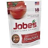 Jobe's 6005 18-Spikes Tomato Outdoor Fertilizer