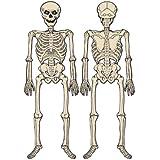 Beistle Jointed Skeleton, 4-Feet 3-Inch