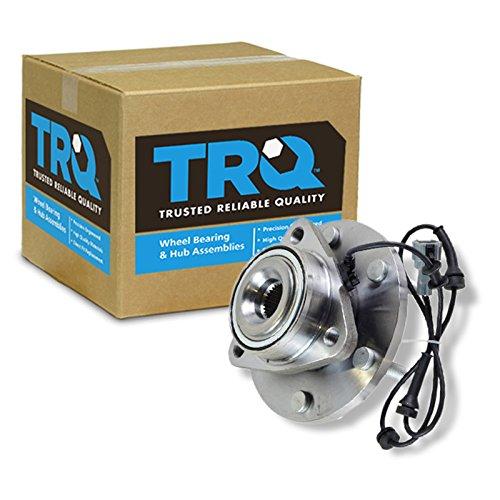 TRQ Front Wheel Hub & Bearing for Nissan Titan Pathfinder Armada 2WD & 4WD