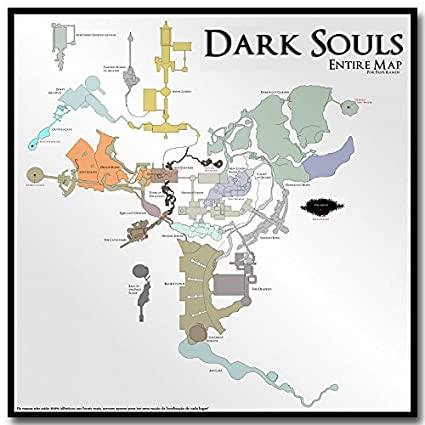 Lawrence Painting The Map Of Dark Souls 1 2 3 Art Canvas Poster Print on tales of xillia 2 map, demon's souls map, the phantom pain map, oblivion dark brotherhood map, assassin's creed 2 map, minecraft parkour thief map, giant sequoia national park california map,