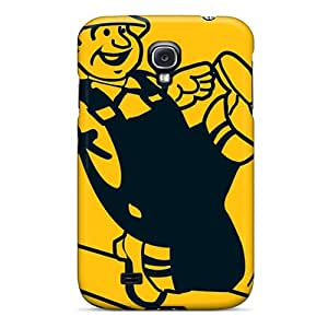 Hard Plastic Galaxy S4 Cases Back Covers,hot Pittsburgh Steelers Cases At Perfect Customized