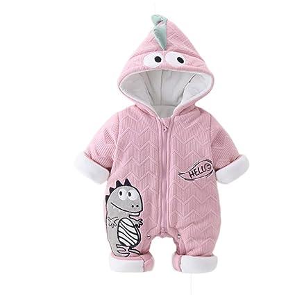 Chaqueta de abrigo para niños Bebé recién nacido Invierno Cálido ...
