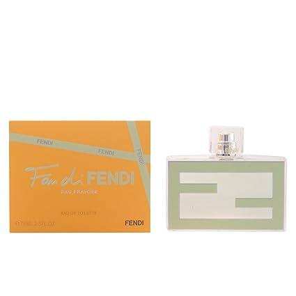 a5abdcac5225 Fendi Fan Di Fendi Donna Eau Fraiche Edt 75 Ml Spray  Amazon.it ...