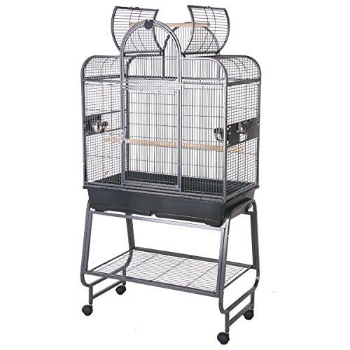 Montana Cages | Sittichkäfig San Remo III - in Antik Sittichvoliere, Käfig, Voliere, Vogelkäfig
