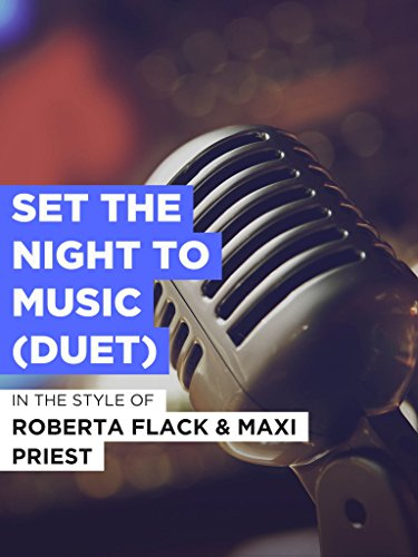 Set The Night To Music (Duet) (Maxi Priest Set The Night To Music)