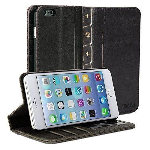 iPhone Case GMYLE Wallet Vintage