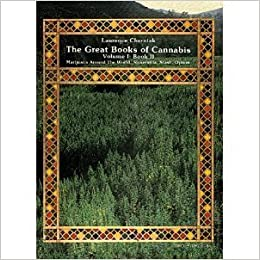 Book The Great Books of Cannabis, Book II