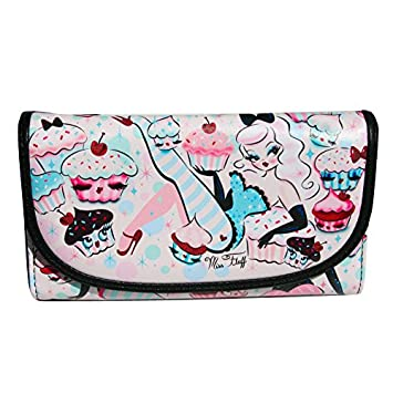 a00717092e78 Image Unavailable. Image not available for. Color  Fluff Cupcake Dolls  Wallet
