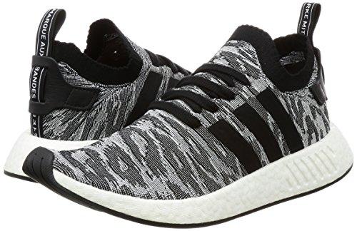 Nmd Diffrentes noir Adidas Noir Hommes Pour Blanc Baskets Pk Couleurs r2 7BxBqdwTRn