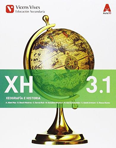 Descargar Libro Eso 3 - Xeografia E Historia Aa.vv.