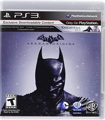 Batman: Arkham Origins - Playstation 3 (Limited Edition) (Playstation 3 Batman)