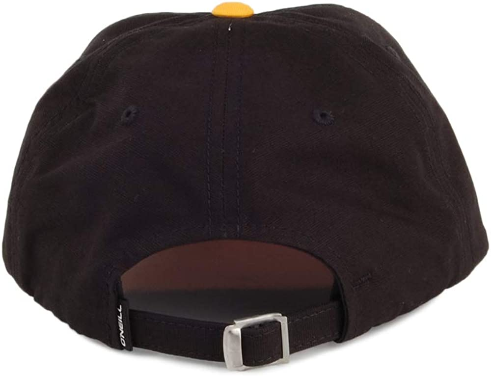 Multicolour ONEILL Boys Dad Fit Baseball Cap-Kleinkinder Wei/ß-Gelb 1031 One Size