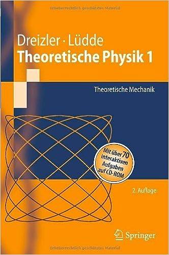 Descarga de libros de texto pda Theoretische Physik 1: Theoretische Mechanik (Springer-Lehrbuch) (German Edition) en español PDF CHM ePub