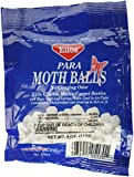 Enoz Original Moth Balls, 4 oz Each, 4 Pack