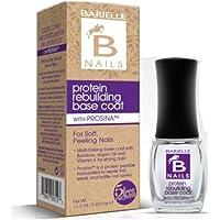 Barielle B Nails Protein Rebuilding Base Coat with Prosina .45 oz.