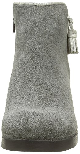 Initiale Mayotte, Women's Boots Grey (Gris)