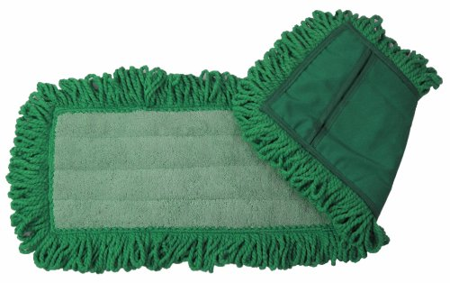 O'Dell 5 X 60 Microfiber Dry Pad with Fringe-Slot Pocket MFD605G-FSP by O'Dell