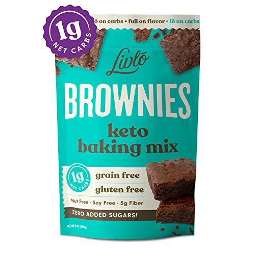 Livlo Keto Brownie Baking