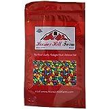 Hoosier Hill Farm Rainbow Seeds, chocolate covered & candy coated Sunflower seeds, (3 lb)