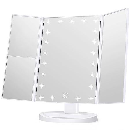 Wondruz Makeup Mirror Vanity Mirror with Lights