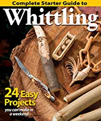 You can whittle just about anything—the only limit is your imagination! Inside this comprehensive whittler's starter guide you'll find:                24 easy-to-make whittling projects         Step-by-step instructions                ...
