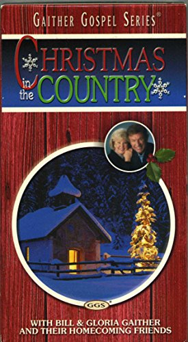 Christmas in the Country: Gaither Gospel Series [VHS]