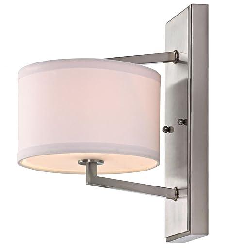 """Amazon.com: Dolan diseños 1886 1 luz 12"""" Altura ..."""