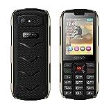 Best Senior Cell Phones - Peedeu Button Mobile Phone for Elderly,Unlocked Easy Mobile Review