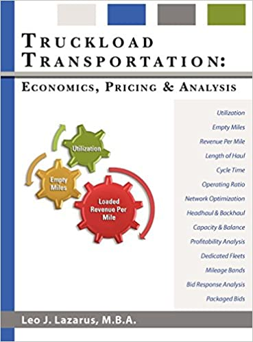 Truckload Transportation: Economics, Pricing and Analysis