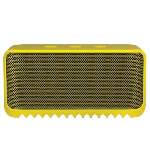 Jabra SOLEMATE MINI Wireless Bluetooth Portable Speaker for Smartphones - Retail Packaging - Yellow (Discontinued by Manufacturer)