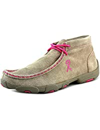 Twisted X Children Camo Leather Driving Mocs
