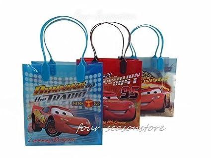Amazon.com: Disney 24pcs coches Mc Queen Goodie bolsas ...