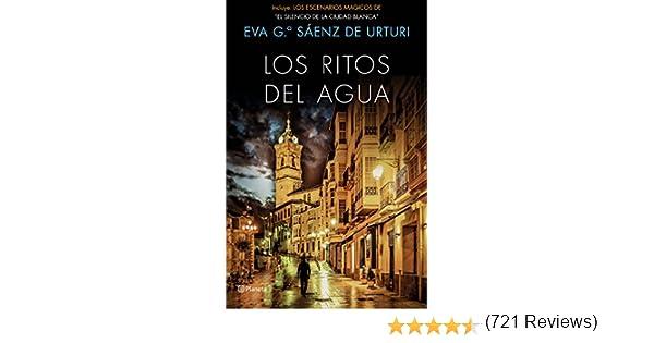 Los ritos del agua: Trilogía de La Ciudad Blanca 2 eBook: de ...
