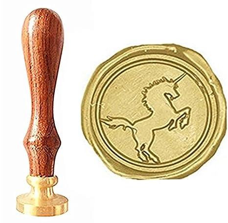 MNYR - Tarjetas de regalo de unicornio heráldico, diseño ...