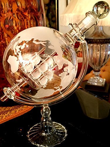 Bourbon Decanter - 6