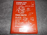 Craftsman Power tool know how book manual saves money tips