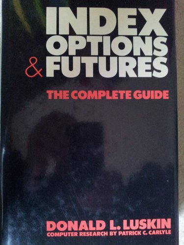 Index Options   Futures  A Complete Guide