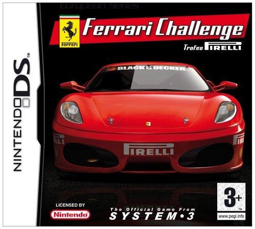 Ferrari Challenge Trofeo Pirelli Nintendo Ds Uk Import Amazon De Games