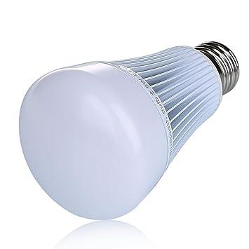 Crenova BB-01 8W E27 Bluetooth 4.0 LED Birne / Nachtlampe Play ...