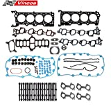 #7: For Ford F150 F250 F350 Expedition Excursion Head Gasket Set Bolts VIN L W