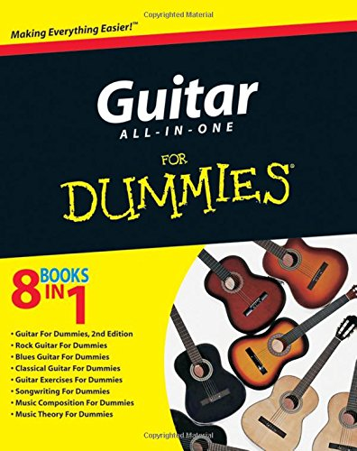 Top 10 Best guitar all in one for dummies