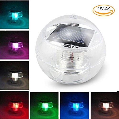 Living Solar Colour Change Plastic Lights - 9