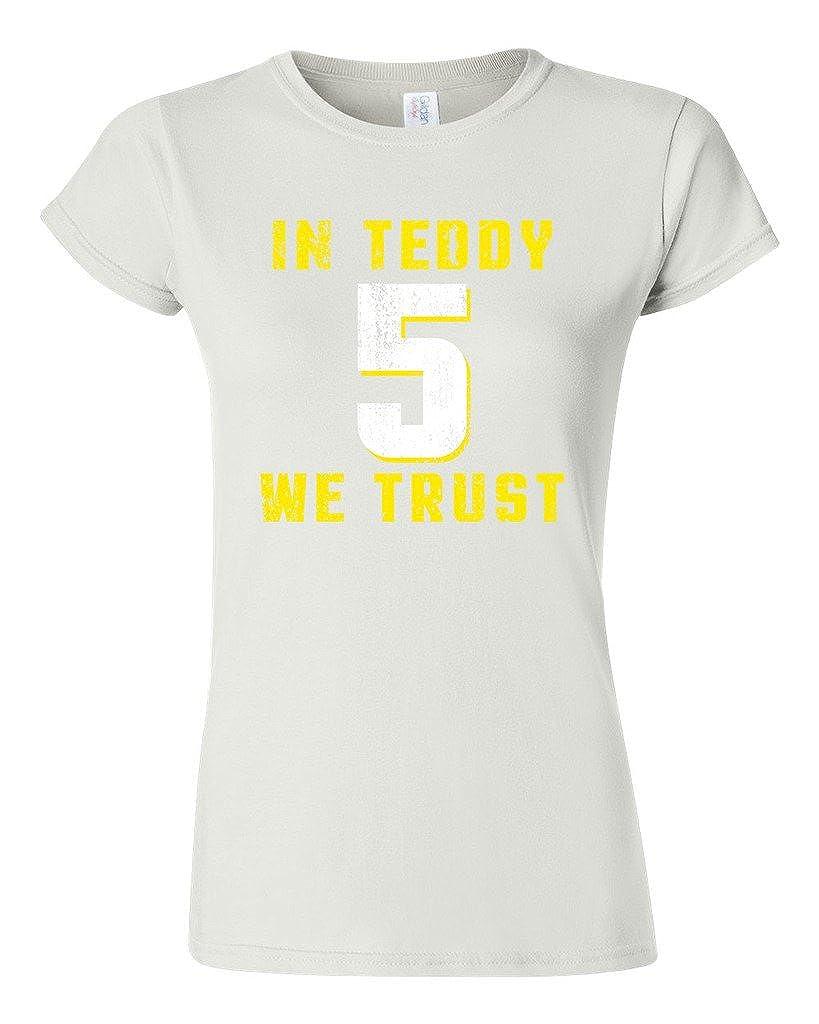 In Teddy We Trust Quarterback Sports Football Dt 4007 Shirts