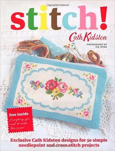 Cath Kidston Stitch!: Amazon.co.uk: Cath Kidston: 9781844008735: Books
