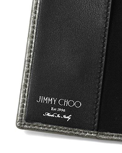 ジミー メンズ キーケース GUNMETAL HOWICK EBN HOWICK チュウ JIMMY CHOO グレー ホーウィック