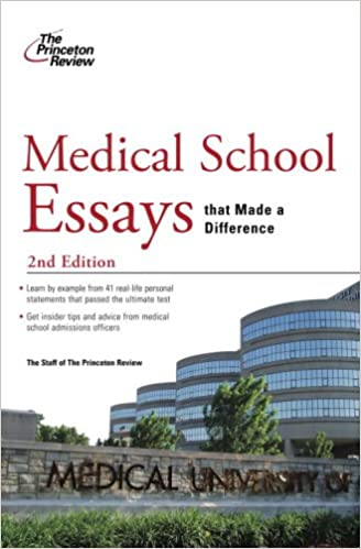 ~WORK~ Medical School Essays That Made A Difference, 2nd Edition (Graduate School Admissions Guides). MEMBER history October black November personal offers online