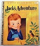 img - for Jack's Adventure (A Little Golden Book) book / textbook / text book