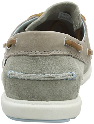Helly Hansen W Aurora, Scarpe Sportive da Donna Multicolore (Stone Grey/ Moon Rock/ Light Aqua)
